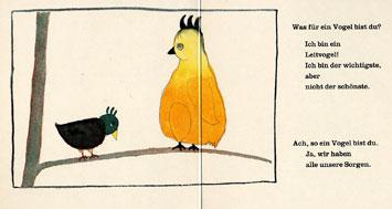 irina liebmann ich bin ein komischer vogel mit eigenen aquarellen altberliner verlag. Black Bedroom Furniture Sets. Home Design Ideas